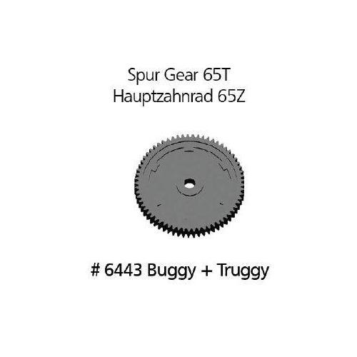 6443 Hlavní ozubené kolo