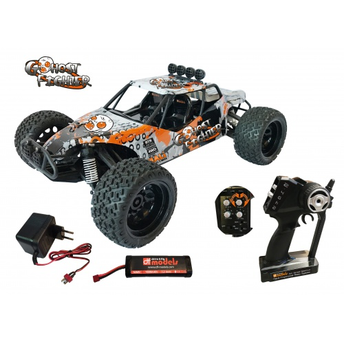 GhostFighter 4WD RTR