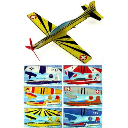 Házecí letadlo/házedlo 37 x 37 cm