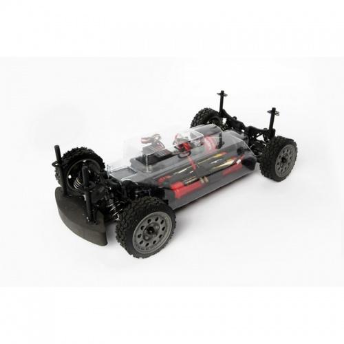 Ochrana elektroniky podvozku Rally Legends