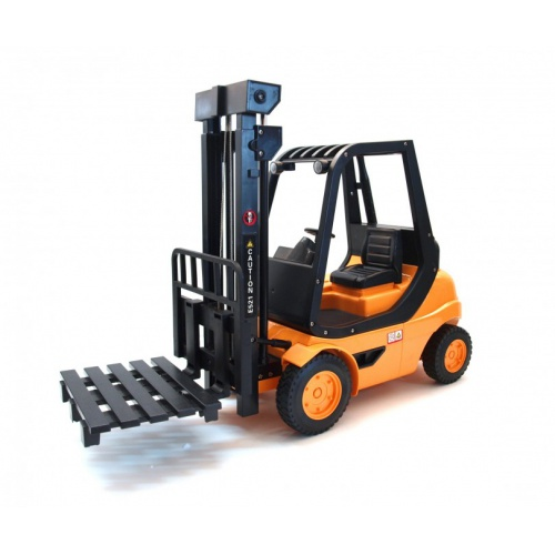 Vysokozdvižný vozík 1:8, 2,4 GHz, LED, funkční vidlice, RTR
