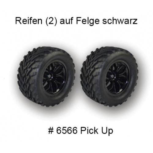 Sada pneumatik pro Pick Up