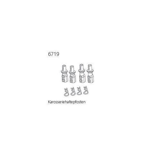 6719 Držáky karoserie