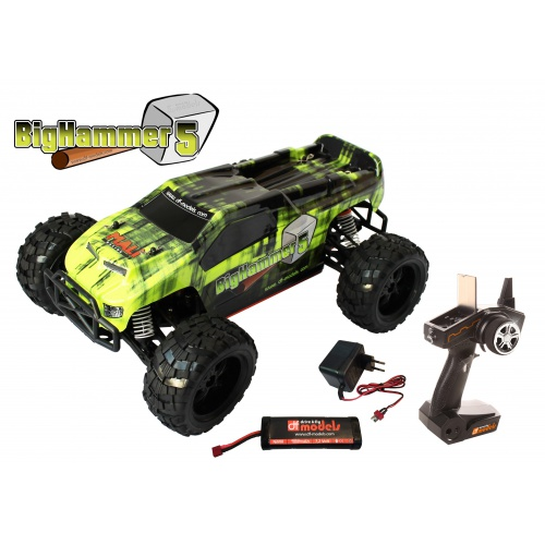 Big Hammer 5 RTR 1:10 XL DC WATERPROOF