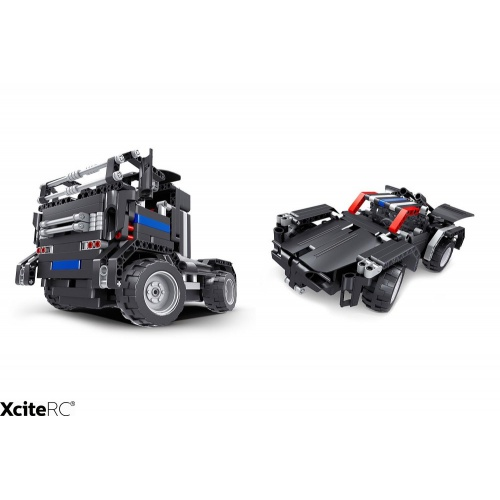 RC KAMION & SPORŤÁK TEKNOTOYS ACTIVE BRICKS