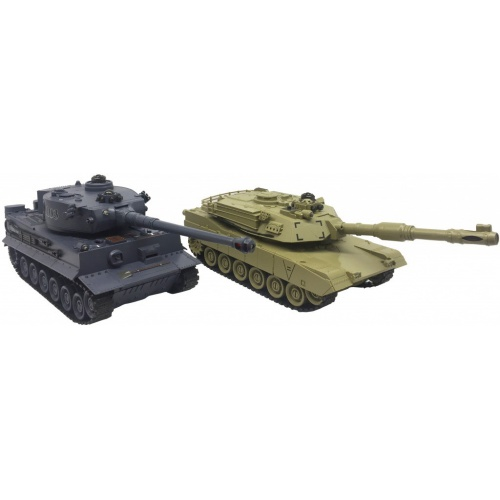 Sada bojujících tanků 2,4 GHz
