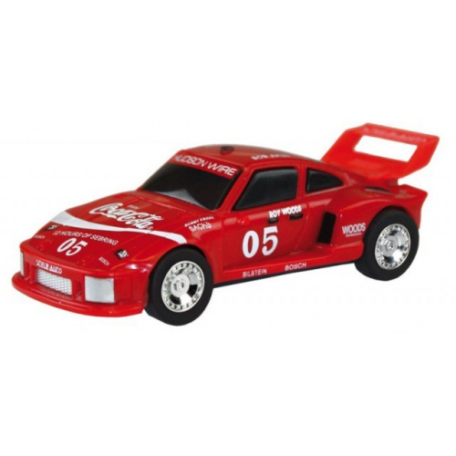 Model Porsche Turbo 935 - červený