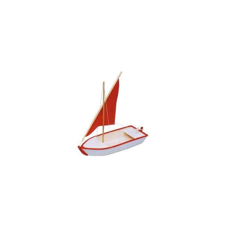 JOLLY stavebnice plachetnice pro začátečníky