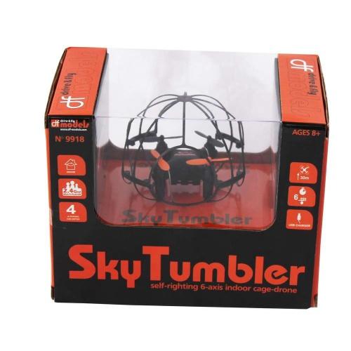 Sky Tumbler v kleci