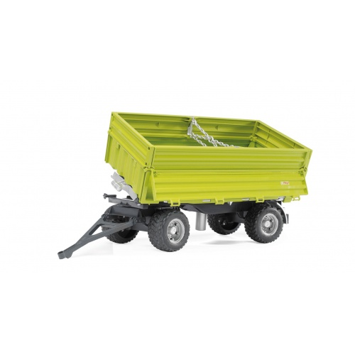 Přívěsný vozík s bočním vyklápěním 1:16
