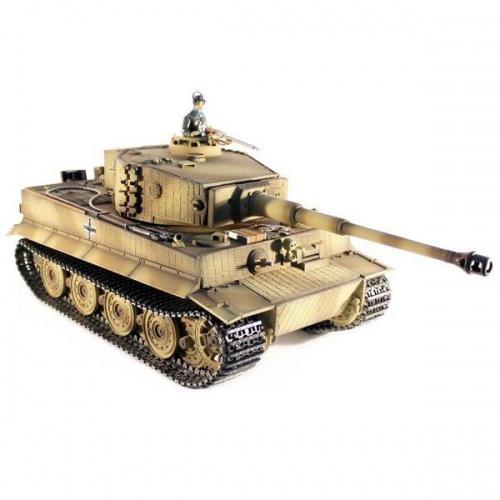 Tank Tiger I 1:16 pískový 2,4 Ghz