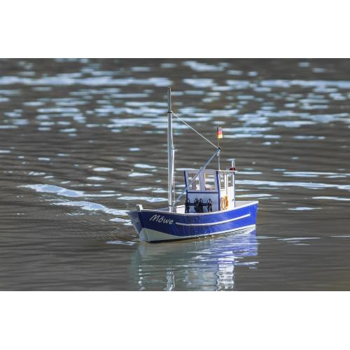 Möwe 2 Rybářská loď