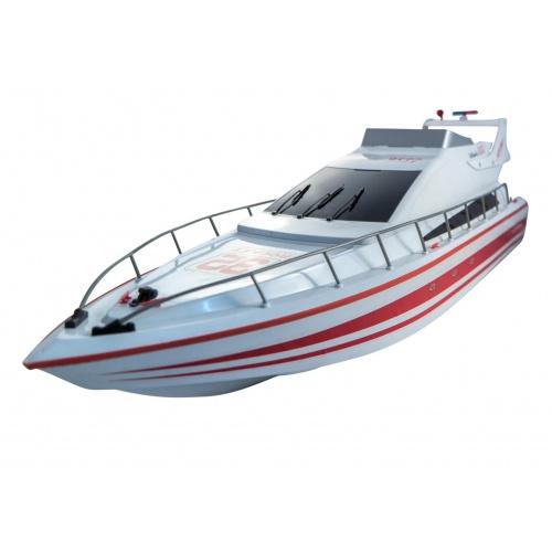 Atlantic Yacht 2,4GHz ČERVENÝ
