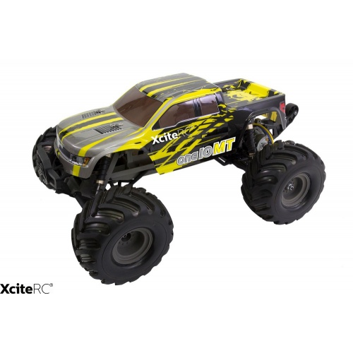Wheelie Monster Truck 2WD RTR 1:10