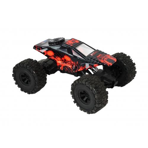 Nová CZ verze crawleru 4WD RTR proporcionální