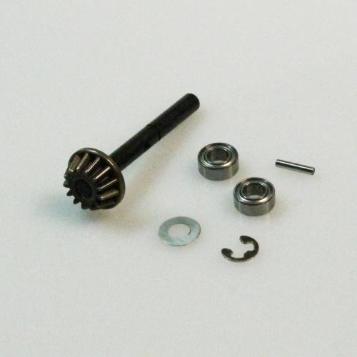 Ocelová hřídel do diferenciálu (hruška) pro 3030