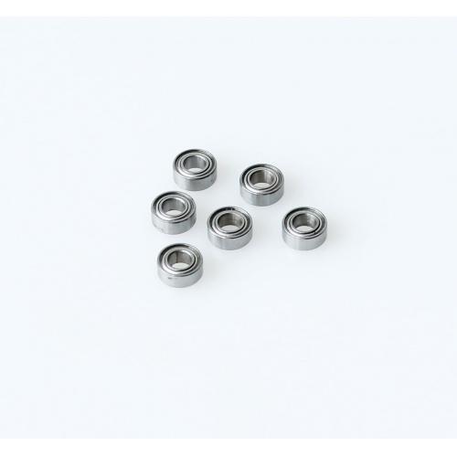 Kuličková ložiska 10x5x4 (6ks)
