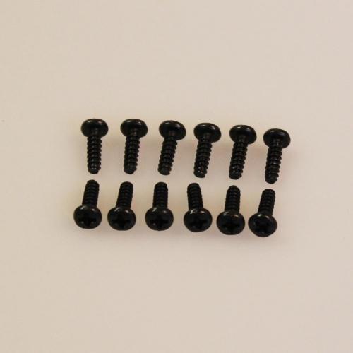 Šrouby 3x100mm (12ks pro 3030, 3060, 3072)