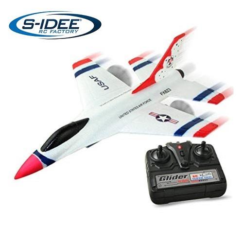 F16 - RC letadlo 2ch 2,4 Ghz