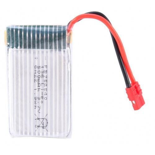 Li-pol akumulátor 3,7V 500mAh s konektorem BEC
