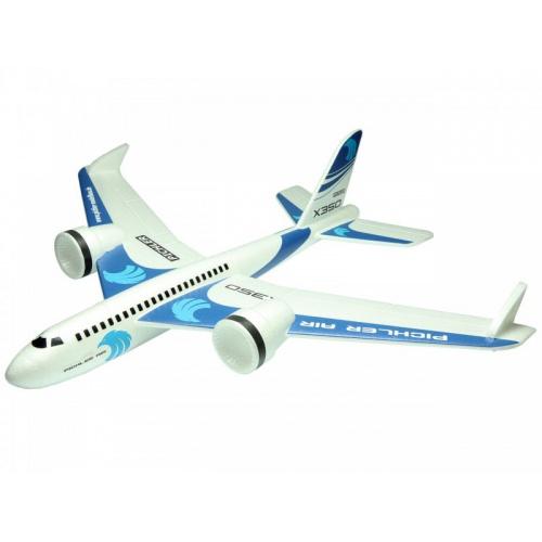 Airliner X350 obří házedlo z EPP dle Airbusu A350