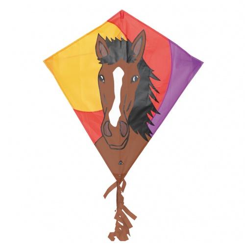 Eddy Bronco kůň 68x68cm