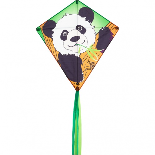 Eddy Panda 68x68cm