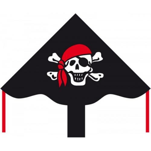 Veselý pirát Roger 85x42 cm