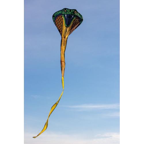 COBRA 3D drak pro děti 69 x 400 cm