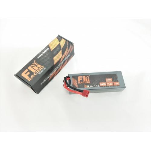 Akumulátor LiPo 7,4V 6600mAh Hobbyline T-plug