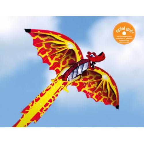 DRAGON 3D drak 102x320 cm