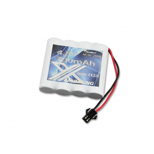 Aku NiMH 4,8V/700mAh pro crawlery 22194, 22195, 22196, Engine MT503010 18428