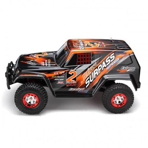 RC Auto Extreme-2 4WD RTR 1:12 - ORANŽOVÉ