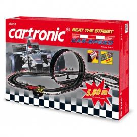 Autodráhy CARTRONIC