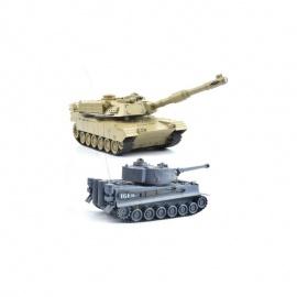 Sady bojujících tanků