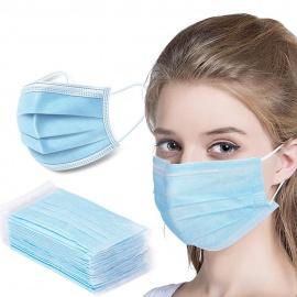 Roušky, testy, dezinfekce