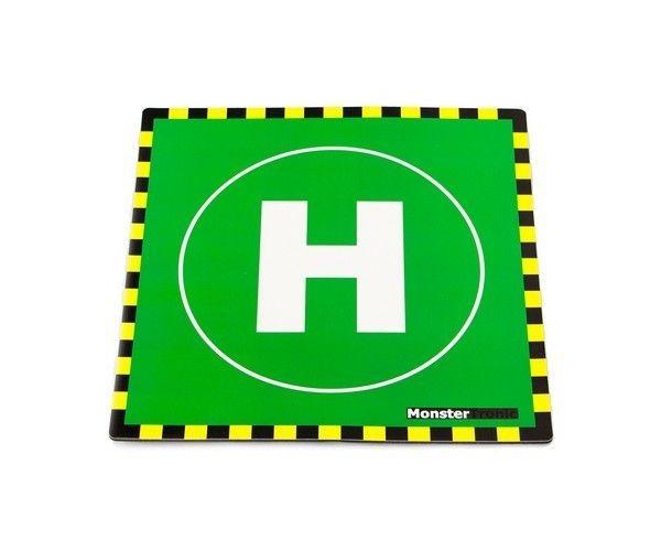 HELIPORT - přistávací plocha / podložka pro myš