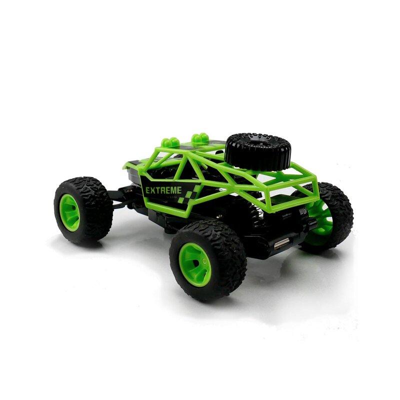 Fast Terminator O2, Mini TRUGGY, 2,4 GHz, 1:40, RTR, zelený