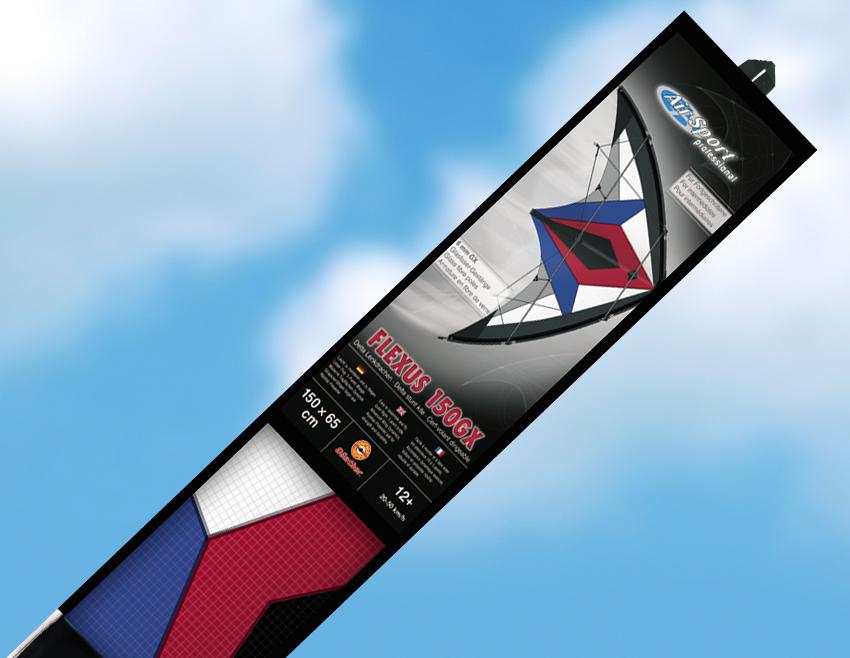 Air Sport™ FLEXUS 150 GX, 150x65 cm