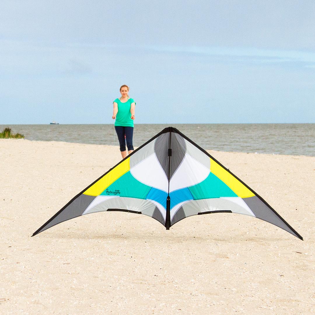 Maestro III Aqua PROFI 220 cm, řiditelný, Ripstop-Polyester