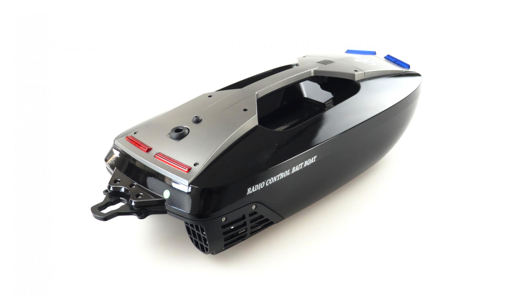 Zavážecí loď B500 V3 na 500g krmiva, 2,4 GHz, RTR  s přepravní taškou