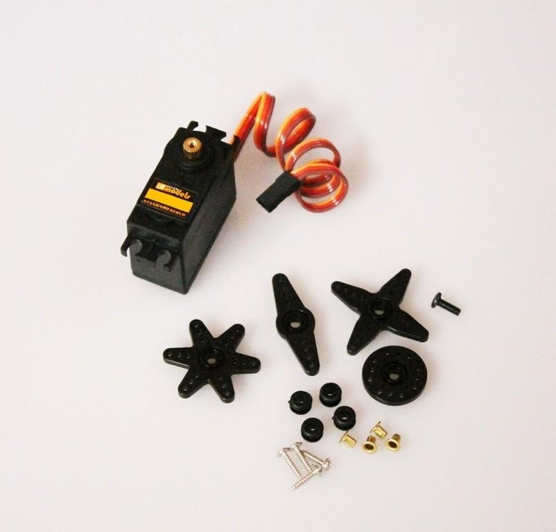 Servo df-900, 10,5 kg, metal gear BOX