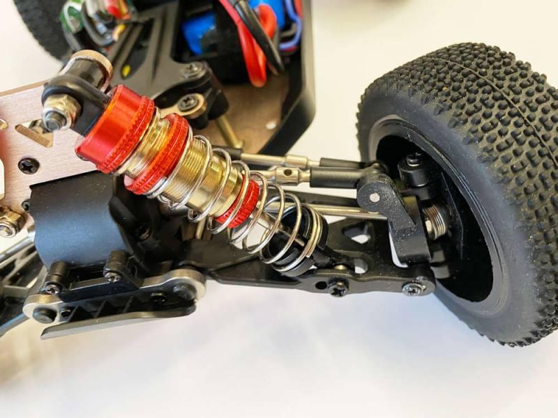 Z06 EVOLUTION 4WD 1:14, RC buggy, 2.4 GHz, plně proporcionální, profi podvozek, RTR