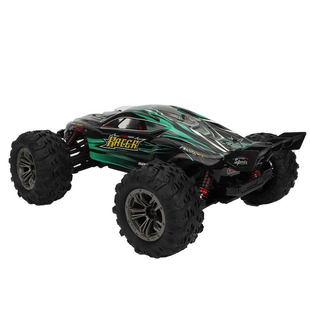 SPIRIT RACER SUPER truggy 4WD, 1:16, 2,4 GHz, rychlost až 36 km/h, RTR