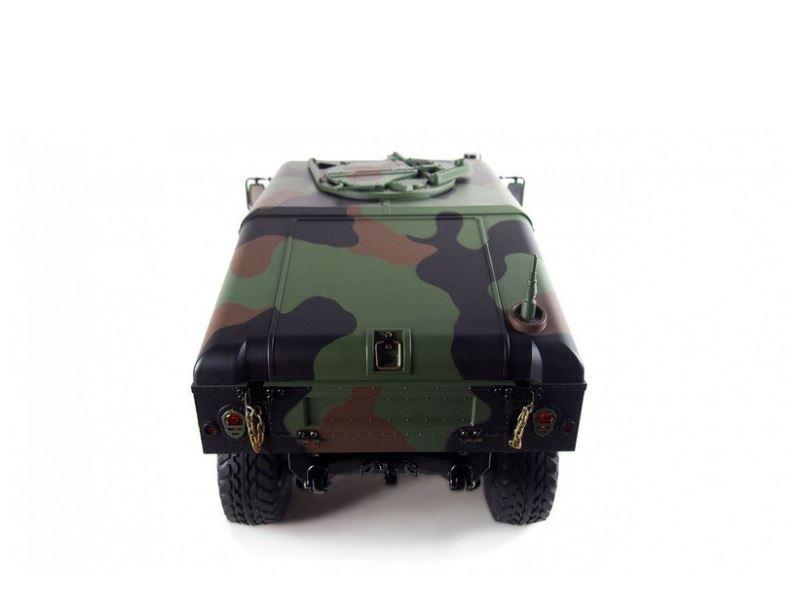 HUMMER H1 4x4, 1:10, 2.4 GHz, PROFIMODEL, RTR, zelená kamufláž