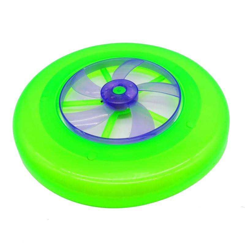 LIGHT UP Frisbee s LED a funkčním rotorem