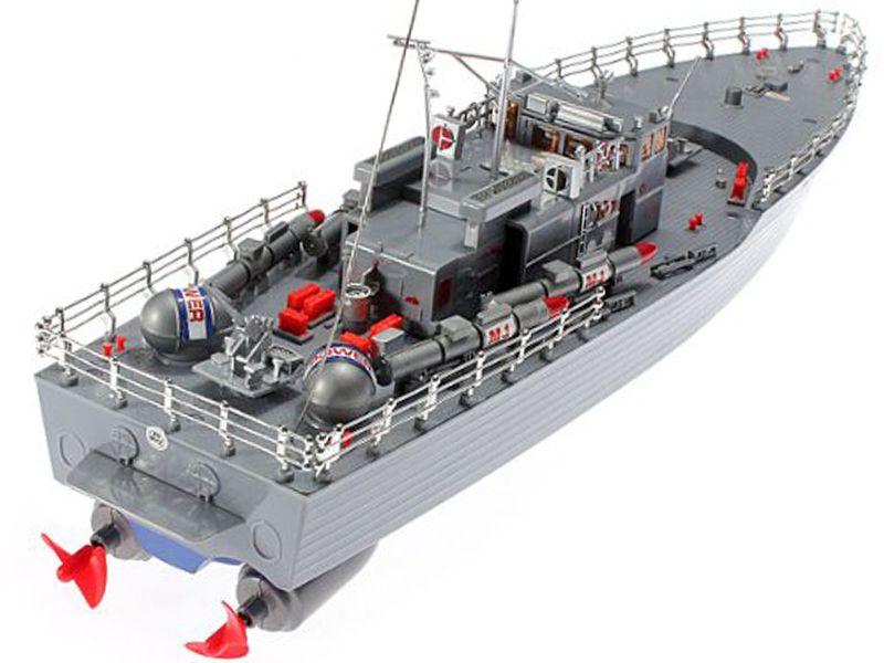 Torpédový člun 1:115 RTR