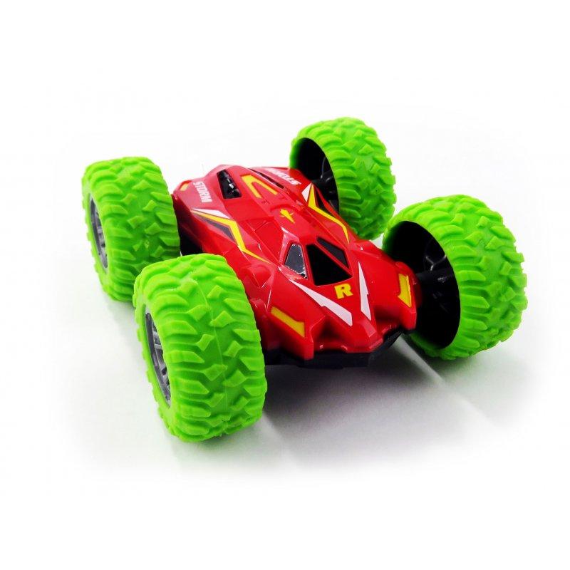 GreenWolve STUNT Car 4040, oboustranné auto, 100% RTR