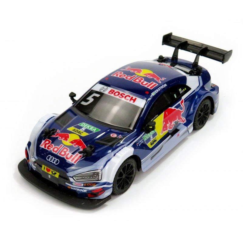 Audi RS 5 DTM, 100%  RTR, licencovaný model 1:24