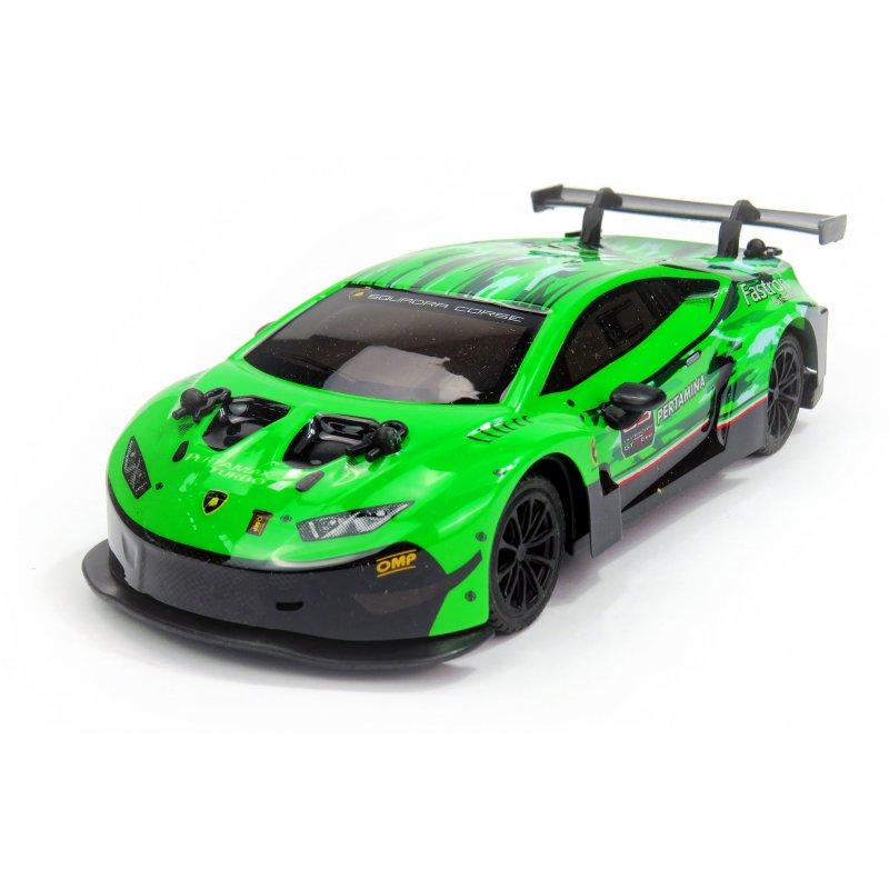 Lamborghini Huracán GT3, licencovaný model 1:24, 100% RTR
